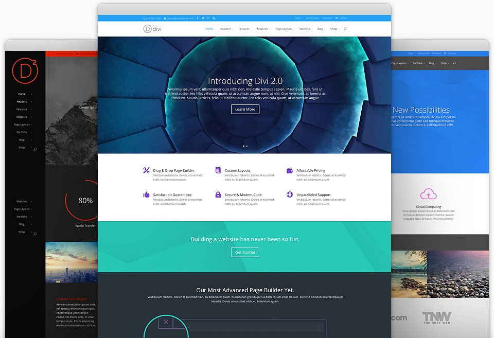 thesis wp theme