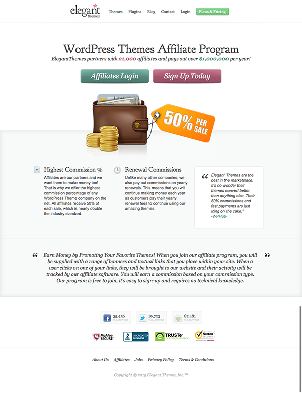 Elegant-Themes-Affiliate-Program-Landing-Page