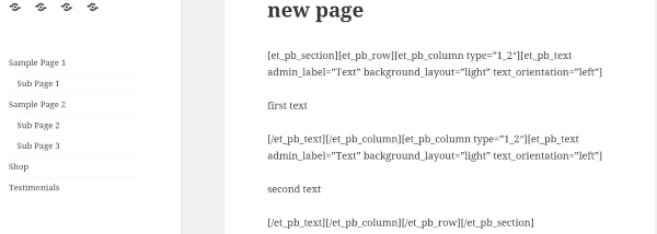 Everything You Need to Know About Changing WordPress Themes - Page Layouts 4