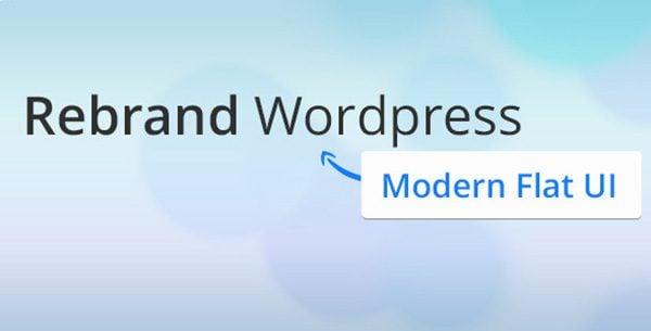 Rebrand-Admin-Theme