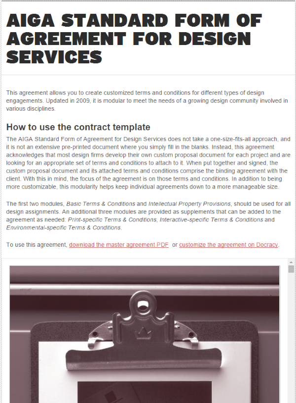 Where To Find Web Design Contract Templates For Web Design Projects Elegant Themes Blog