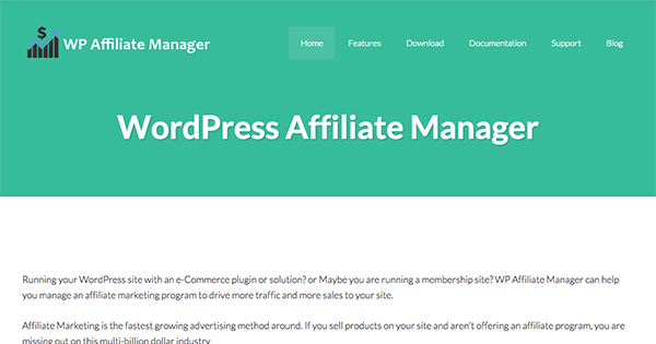 WordPress-Affiliate-Manager