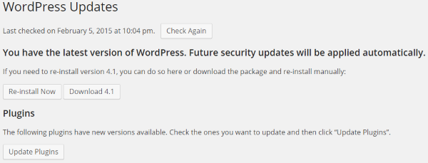 WordPress vs. Wix – Which is Right for You - Maintenance