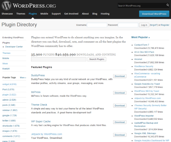 WordPress vs. Wix – Which is Right for You - Plugins and Apps