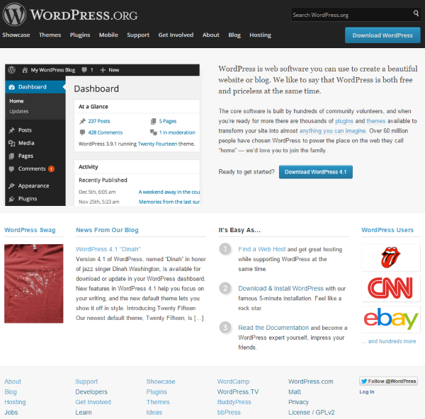 WordPress vs. Wix – Which is Right for You - WordPress