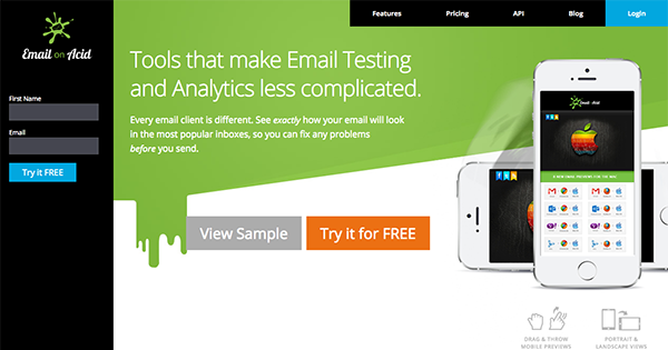 The Best Places To Find Free Newsletter Templates And How To Use - Email on acid templates