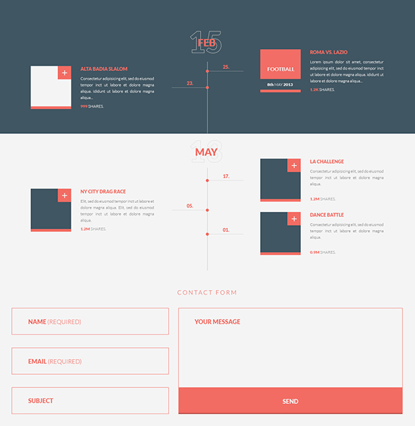 The Best Free UI Kits from Around the Web | Elegant Themes Blog