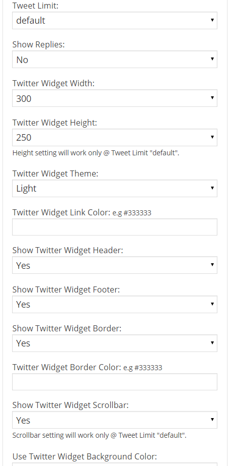 How To Add A Twitter Feed To Your WordPress Website - Easy Twitter Feed Widget Plugin 2