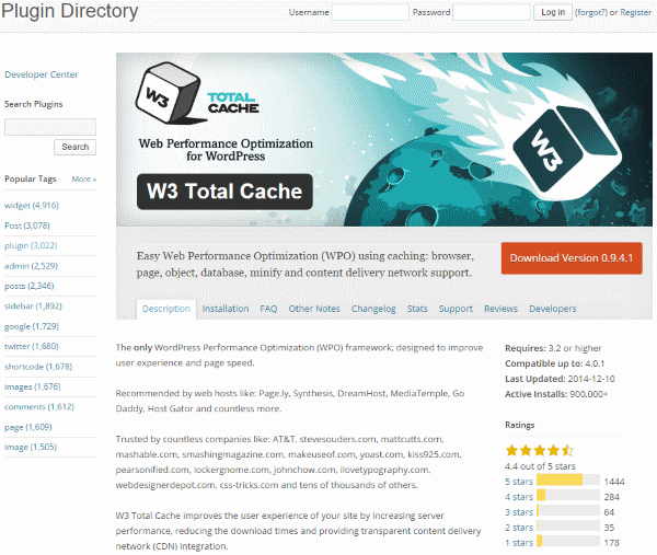 How To Improve Your Google Page Speed Score - W3 Total Cache