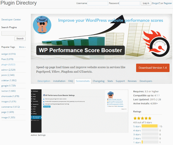 How To Improve Your Google Page Speed Score - WP Performance Score Booster