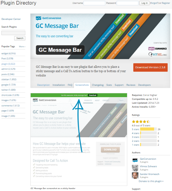 How to Build Your Personal Branding Using WordPress - GC Message Bar