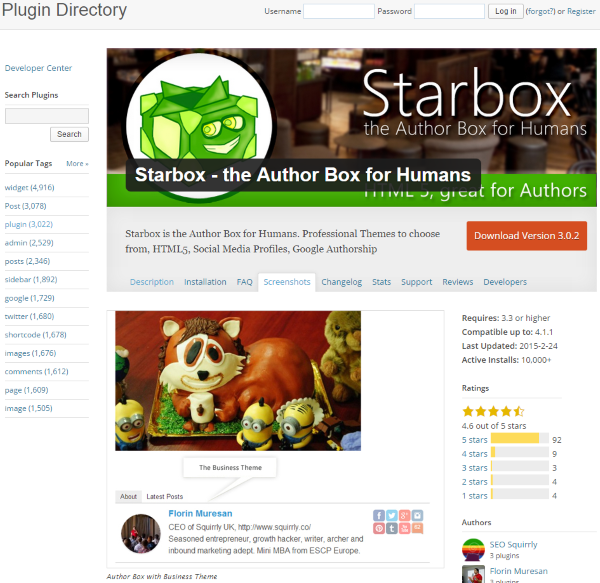 How to Build Your Personal Branding Using WordPress - Starbox - the Author Box for Humans