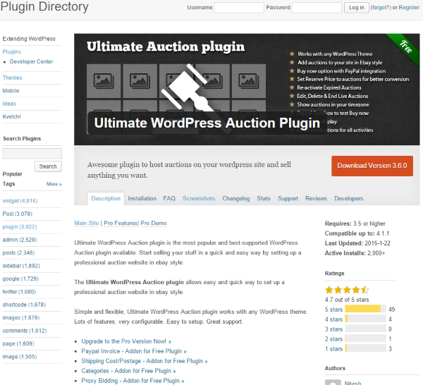 How to Build an Auction Site on WordPress - Ultimate WordPress Auction Plugin