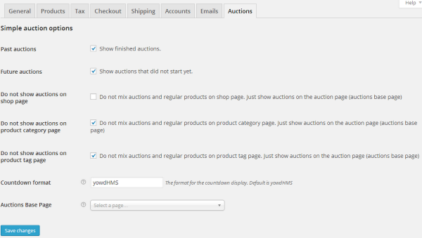 How to Build an Auction Site on WordPress - WooCommerce Simple Auctions 3