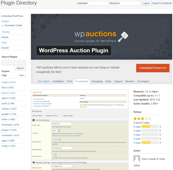 How to Build an Auction Site on WordPress - WordPress Auction Plugin