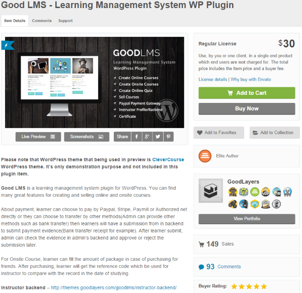 How to Create a School Website with WordPress - Good LMS - Learning Management System WP Plugin