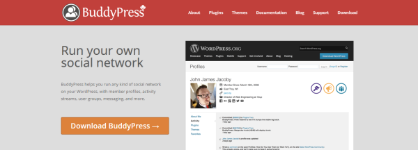 How To Create Your Own Social Network With WordPress