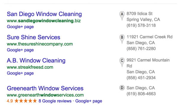 How to rank in Google Local Search