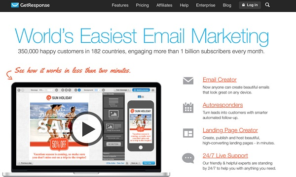 Worlds Easiest Email Marketing