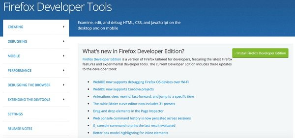Everything You Need to Know About Firefox Developer Tools