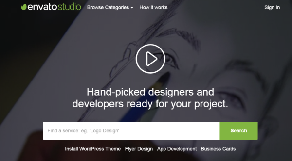 Outsourcing Your Work - Envato Studio Job Boards