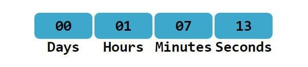 WordPress Countdown Plugin free timer