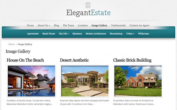 ElegantEstate Screenshot Small