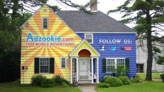 adzookie ad campaign