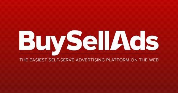 buysellads for wordpress
