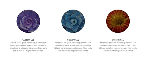 css-blurbs-circles