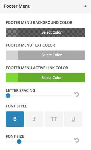 footer-menu-customizer