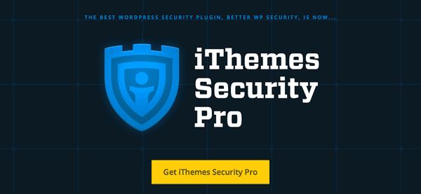 iThemes Security Pro Plugin
