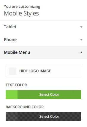 mobile-styles-customizer