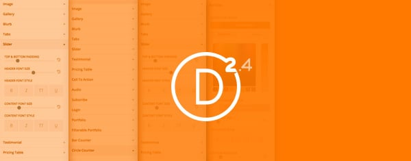 Exploring Divi 2.4: Using The Module Customizer to Control 100's of New Module Styles