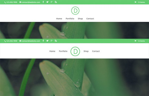 Exploring Divi 2.4: All New Header Styles And Design Settings ...