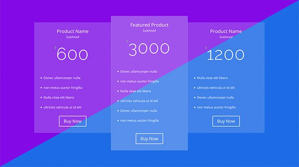 pricing-table-module