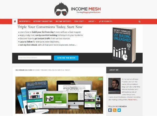 Income Mesh