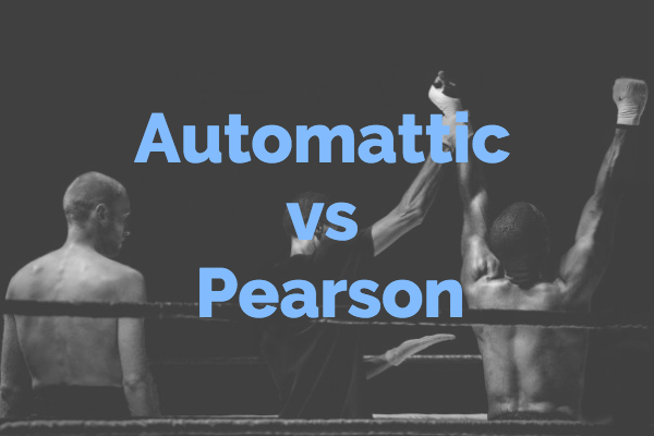 Automattic vs Chris Pearson