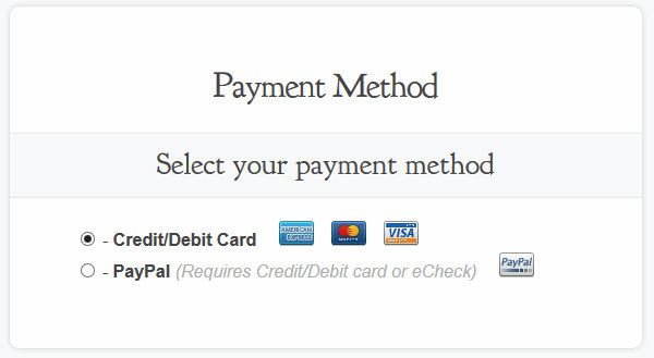 best payment method
