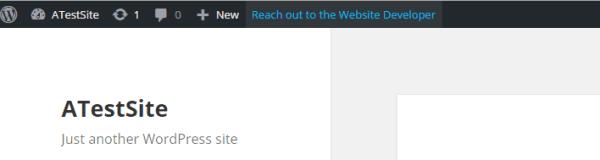 WordPress Plugin Development - Using action on toolbar