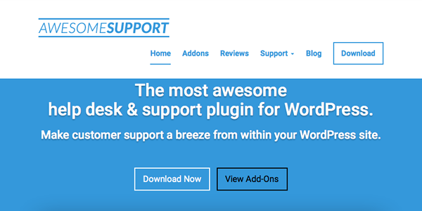 awesome-support-plugin