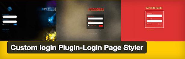 Login Page Styler logo