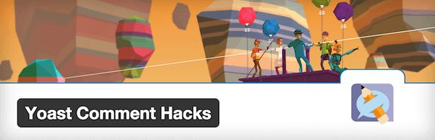 Yoast Comment Hacks logo