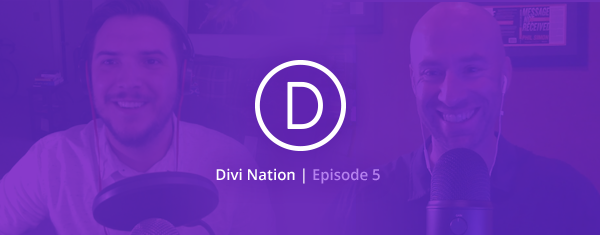 The Divi Nation Podcast, Episode 5 – Building an Effective Personal Brand with Phil Simon