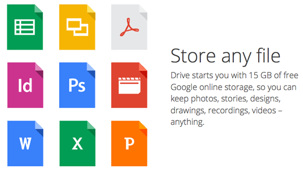Collaborate in the cloud with Google Drive