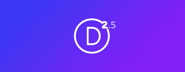 Divi 2.5 Has Arrived, Featuring The Divi Role Editor, Live Preview And Much More!
