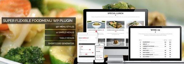 Create custom menus with Accura