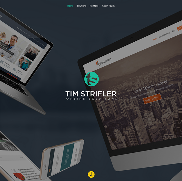 Divi-Site-Makeover-Tim-Strifler-AFTER