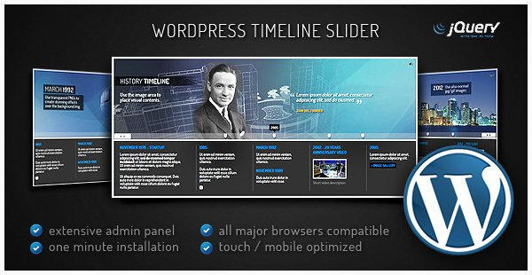 Five Of The Best Wordpress Timeline Plugins Elegant