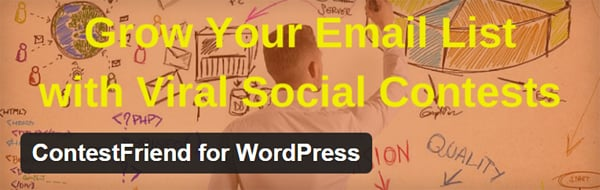 The ContestFriend WordPress plugin.